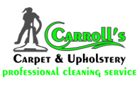 Carrolls Carpet & Upholstery Cleaning Logo